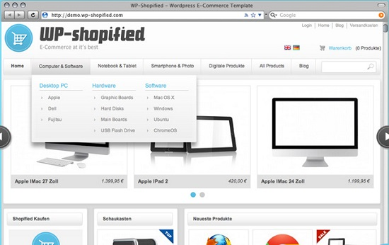wp-shopified-template